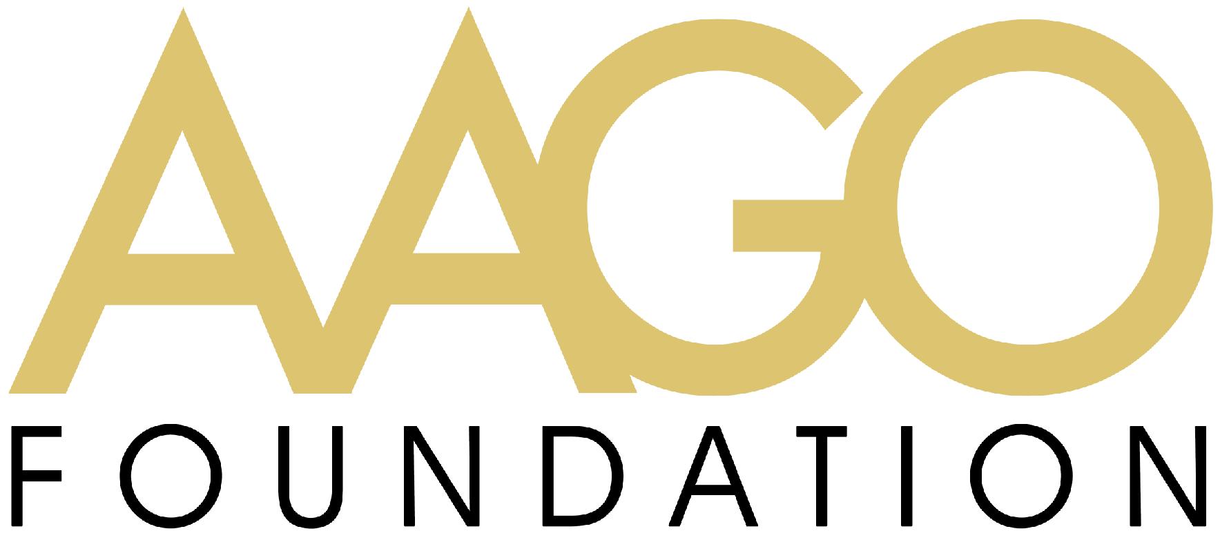 AAGO Foundation, Inc. Logo