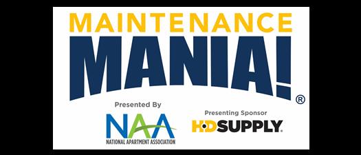 2021 Maintenance Mania Sponsorships
