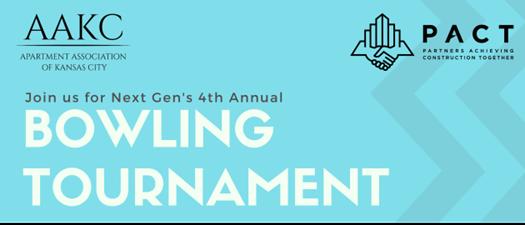 Next Gen's 4th Annual Bowling Tournament (Lane Sponsor Registration)