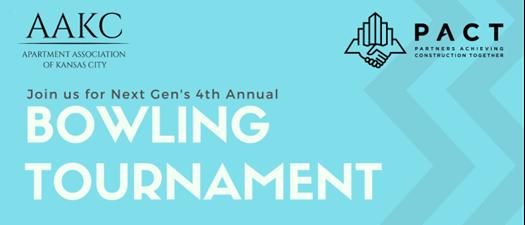Next Gen's 4th Annual Bowling Tournament (Team Registration)