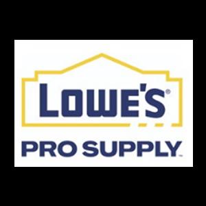 Lowe's Pro Supply