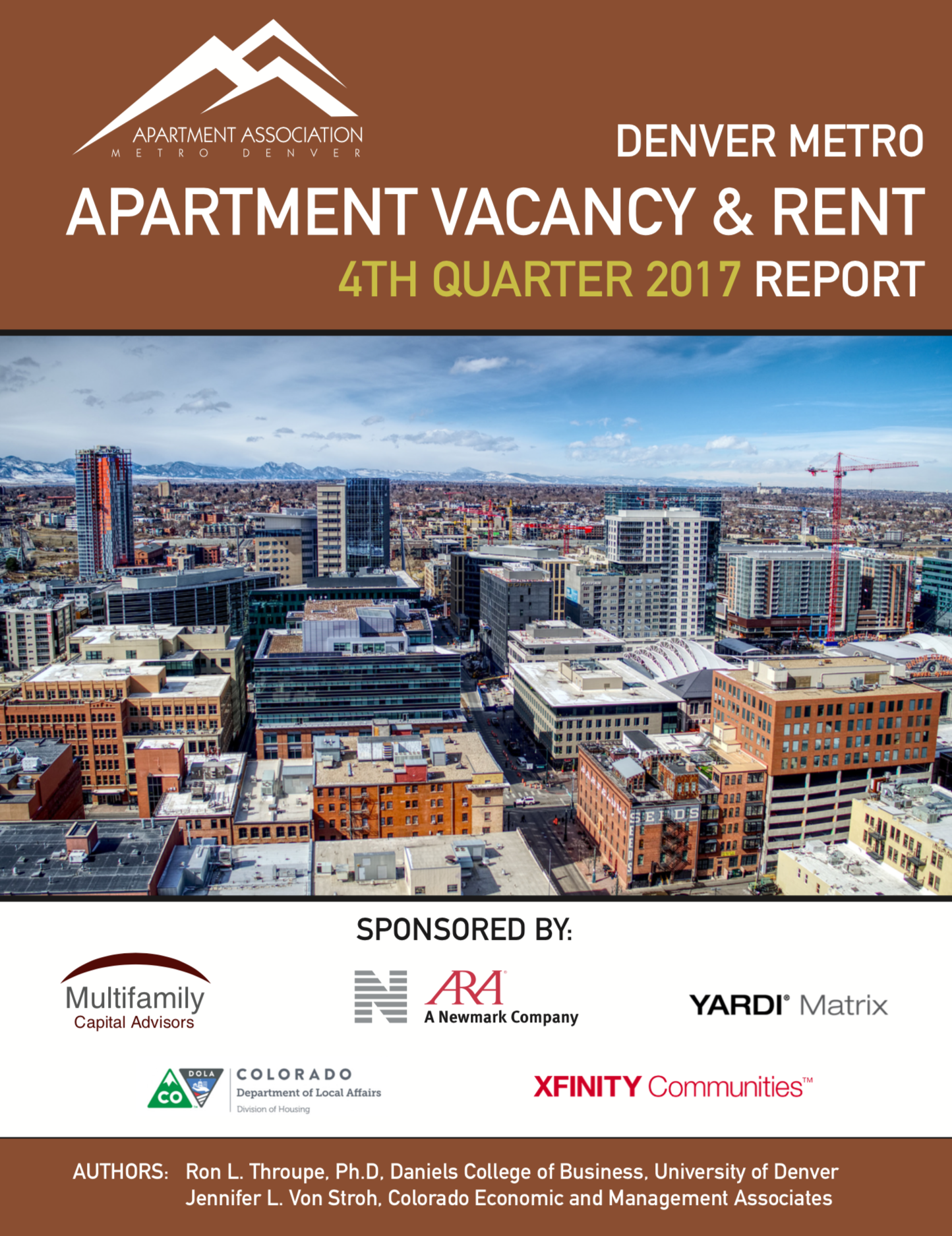 Denver Rents Decrease Vacancies Increase As Denver Adds 13 000 New