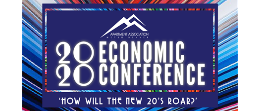 "Economic Conference 2020: ""The New 20's"""