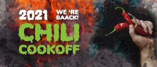 2021 Chili Cook Off: We're Baaaack!