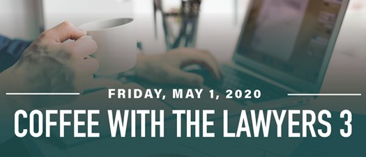 Coffee With the Lawyers 3