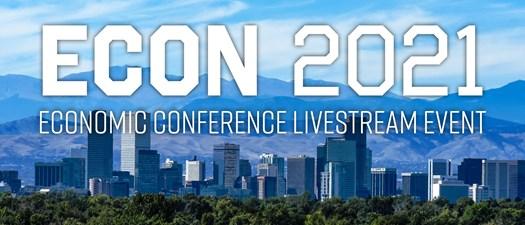 ECON 2021: Economic Conference Livestream