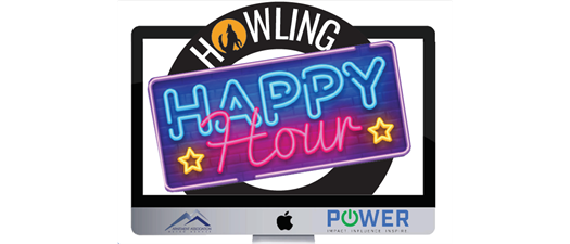 Virtual Howling Happy Hour - Let's Howl for our Essential Front Line Worker