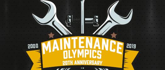 Maintenance Olympics 2019