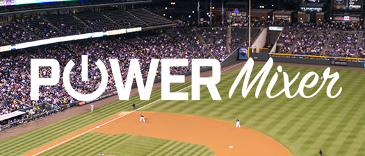 Rockies PowerMixer