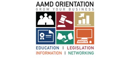 AAMD Orientation - January 2020