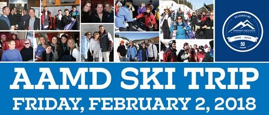 Golden Anniversary Ski Trip