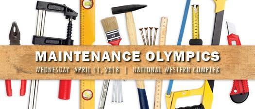 Maintenance Olympics 2018