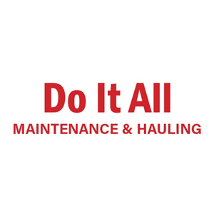 Do It All Maintenance And Hauling