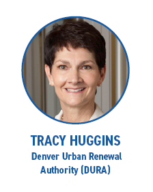 Tracy Huggins