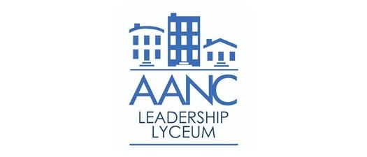 AANC Leadership Lyceum