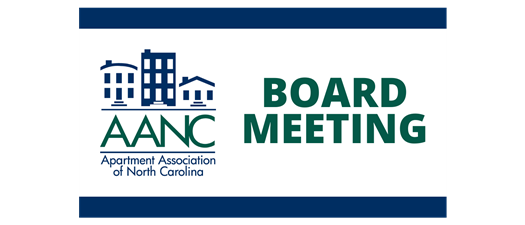 AANC Board of Directors Meeting