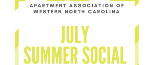 AAWNC: July Summer Social