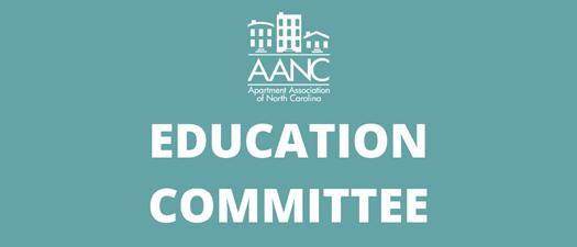 AANC Education Committee Meeting