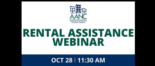 AANC Rental Assistance Webinar