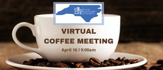 Suppliers: Virtual Coffee Meeting