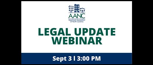 AANC Legal Update Webinar