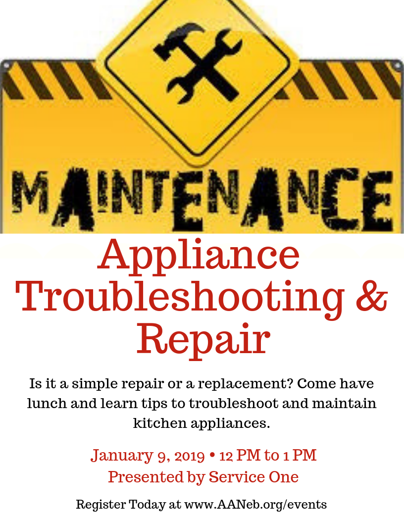 Maintenance Iq Apartment Association Of Nebraska