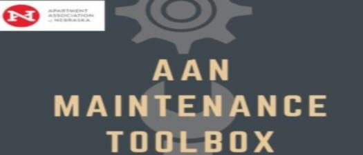 Maintenance Toolbox Intensive: Appliance Repair  2021