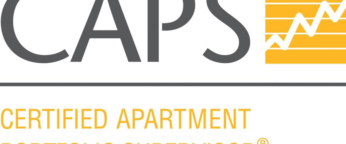 Certified Apartment Portfolio Specialist
