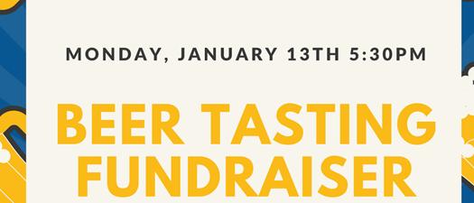Beer Tasting/Fundraiser
