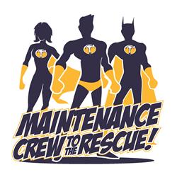 Maint Mania T-Shirt