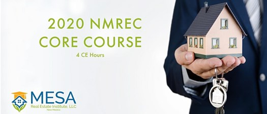 2020 NMREC Core Course