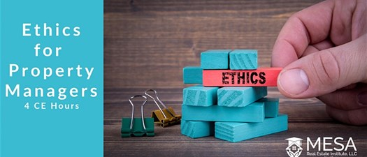 Ethics for Property Managers