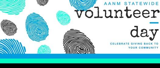 3rd Annual AANM Volunteer Day