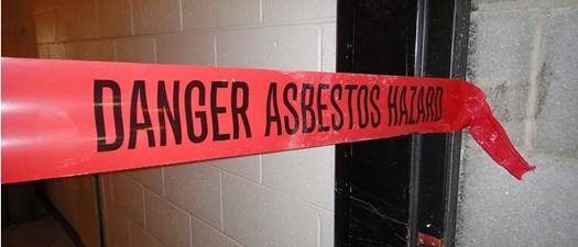O&M Asbestos Certification - January 2022