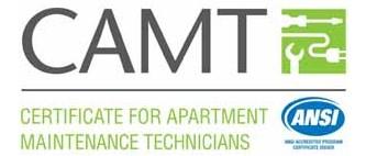 2021 Certificate for Apartment Maintenance Technicians (CAMT)