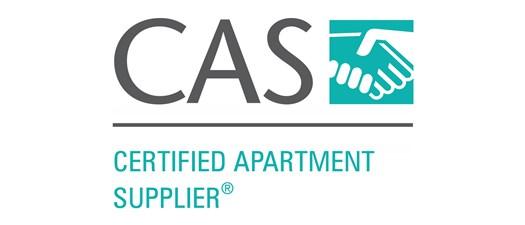 2022 Certified Apartment Supplier (CAS)