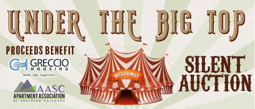 Under the Big Top Silent Auction