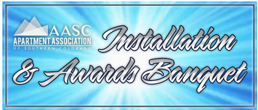 Installation & Awards Banquet