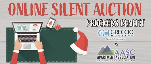 Online Silent Auction