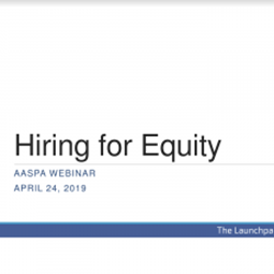 Hire for Equity