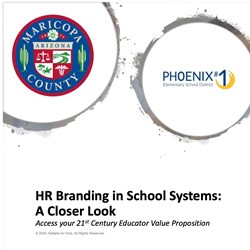 HR Branding in School Systems. A Closer Look