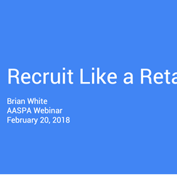 Recruit like a Retailer
