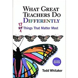 What Great Teachers Do Differently. 17 Things That Matter Most (2nd Edition)