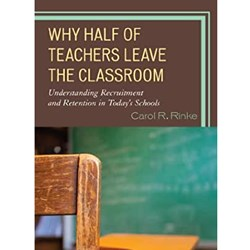 Why Half of Teachers Leave the Classroom