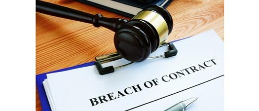 Legal Webinar: Non-Rent Breach of Contract