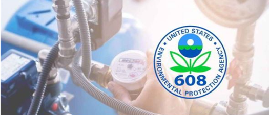 EPA 608 Certification Review & Exam In-Person
