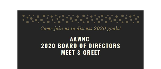 2020 Board of Directors Meet and Greet