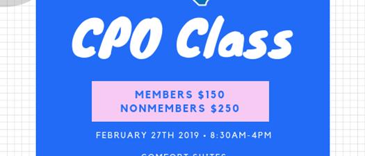 CPO Class
