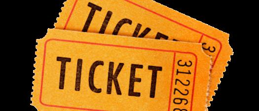 NAA PAC Raffle Ticket