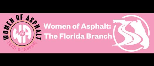 Women of Asphalt Florida Branch, Inaugural Meeting